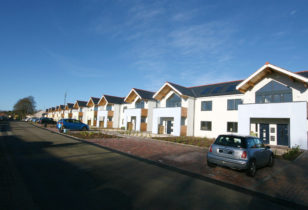 24 houses complete for GHA