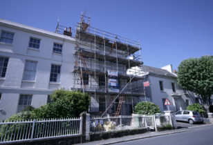Staff house refurbishment